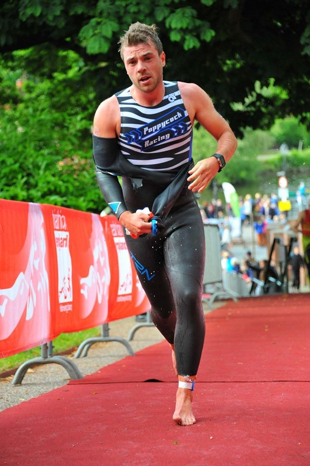 Alistair Wood - National Triathlon Championships