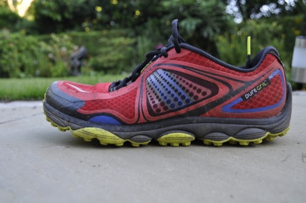Pure Grit 3 shoe review 3