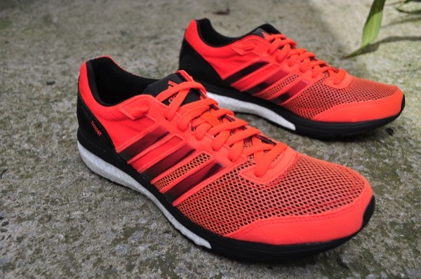 new style 78151 bbd97 News   Blog - Adidas Adizero Boston Boost 5 Shoe Review - Front Runner