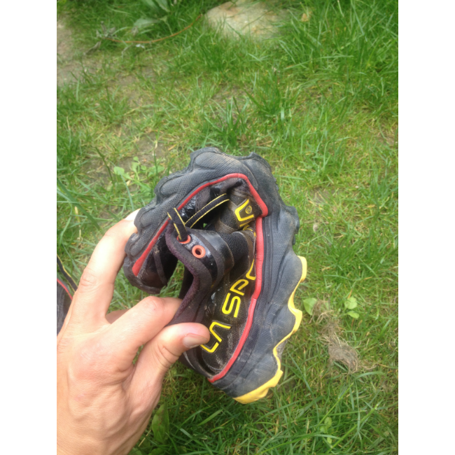 La Sportiva Helios SR Review flex