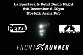 Demo Night La Sportiva Petzl