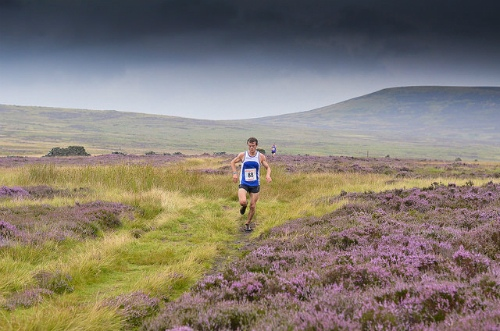 Steve Franklin Salt Cellar Fell Race