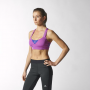 Adidas - Supernova Bra - Flash Pink - 1