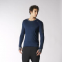 Adidas - Supernova LS Mens - Navy - 1