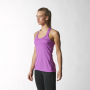 Adidas - Supernova Support Tank - Flash Pink - 1