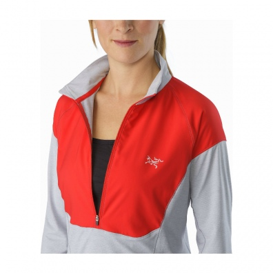Taema Zip Neck un zip