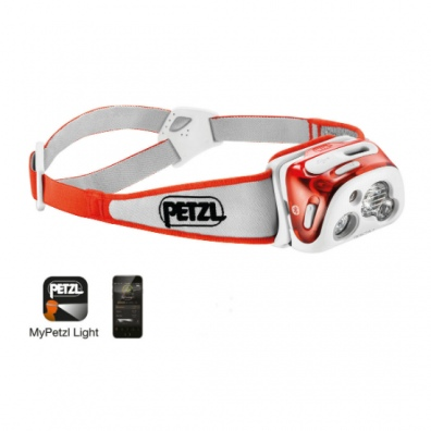 Petzl - REACTIK plus coral