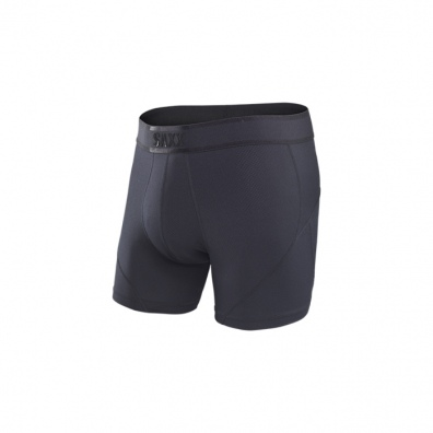 SAXX Kinetic Boxer black