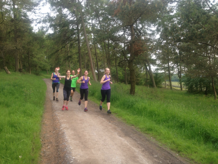 Front Runner Trail Run Grindleford 1