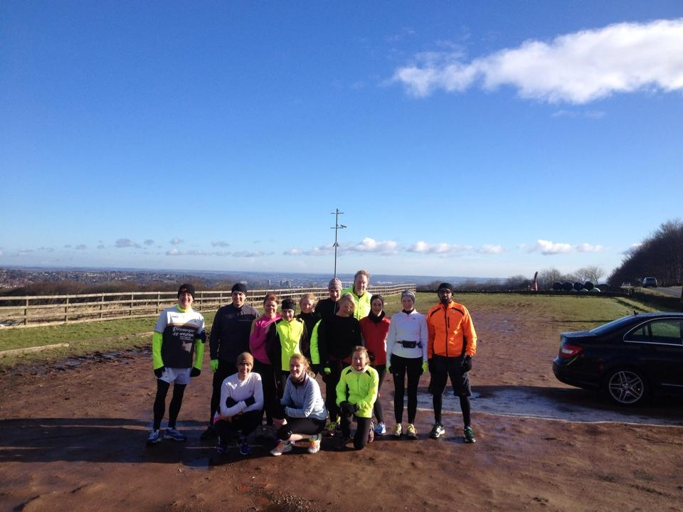 Sheffield half marathon taster sessions