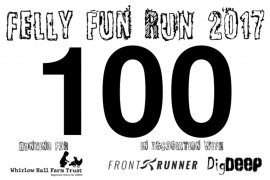 Felly Fun Run Number