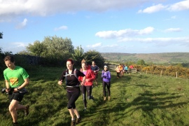 Front Runner Trail Run Calver