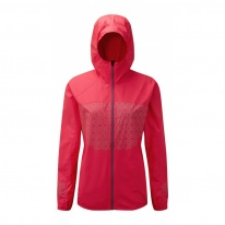 Ron Hill Womens Sirius Jacket Hot Pink