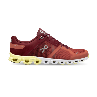 On Running Cloudflyer mens Rust