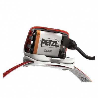 Petzl Actik Core Hybrid battery