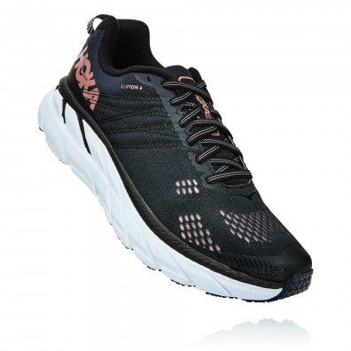 Hoka One One Clifton 6 Black:Gold Womens 1