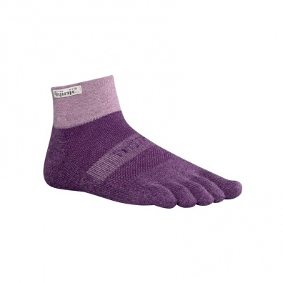 trail medium weight minicrew plum